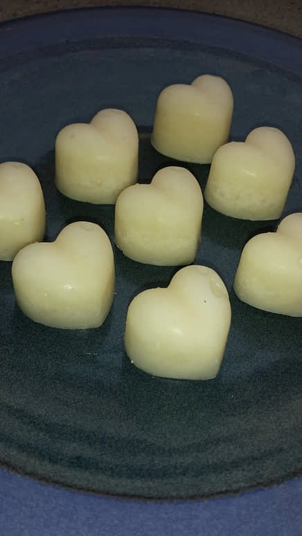 Luscious Coconut Candy