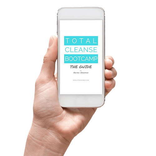 iPhone Image - TOTAL CLEANSE BOOTCAMP TCB