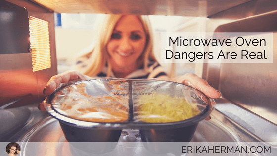Microwave Oven Dangers
