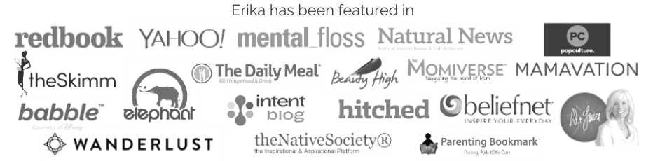 Holistic Health Expert Erika Herman: As Seen In
